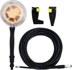 Gele VidaXL 4-delige Hogedrukreinigeraccessoireset voor 135/165 bar