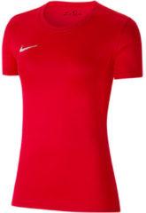 Rode T-shirt Korte Mouw Nike Dry Park VII SS Jersey Women