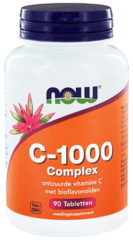 Now Foods Now Vitamine C 1000 Mg Complex Trio (3x 90tab)