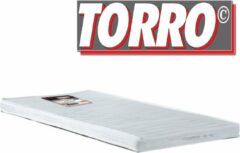 Witte Schön TORRO TORRO | Extra stevige topmatras | Echt harde topper | 8cm dik stevig ligcomfort 140x200cm topper