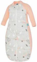 Witte Babyslaapzak - Ergopouch - Sleepsuits sticks 1,0 TOG - 2-12m
