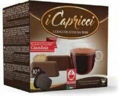 Caffè Bonini Gianduja capsules voor nespresso (10st )