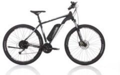 Fischer Bike FISCHER e-bike MOUNTAINBIKE EM 1724, 29 Zoll, Hinterradmotor 48V/422Wh und Shimano Deore-Schaltwerk