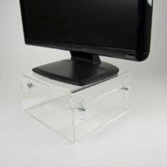 Transparante Newstar LCD/CRT monitor standaard [acryl]