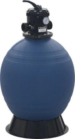 Afbeelding van VidaXL Zwembadzandfilter met 6-positie ventiel 560 mm blauw