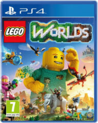Warner Bros LEGO Worlds video-game Basic PlayStation 4 Multilingual
