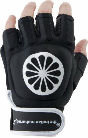 Afbeelding van The Indian Maharadja Glove shell half [left]-L Sporthandschoenen Unisex - zwart