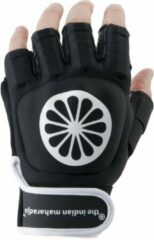 The Indian Maharadja Glove shell half [left]-S Sporthandschoenen Unisex - zwart