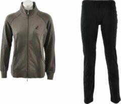 Bruine Australian - W Sweat Track Suit - Dames - maat 38