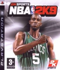 Take Two NBA 2K9