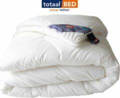 Witte TotaalBED Dekbed Eliza - thermosoft enkel - 240x200 cm - lits jumeaux