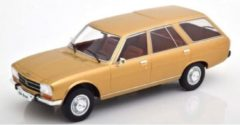 Peugeot 504 Break Goud Metallic 1-18 MCG Models