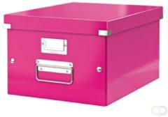 Klasseringsmodule Leitz Click&Store Wow H 20 x B 28 x D 36,8 cm roze