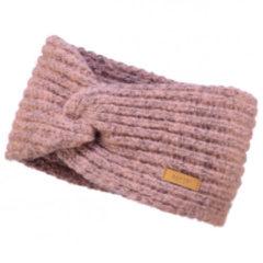 Barts - Women's Desire Headband - Hoofdband maat One Size, grijs/beige