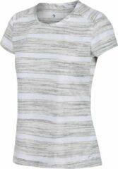 Regatta - Women's Limonite IV Lightweight T-Shirt - Outdoorshirt - Vrouwen - Maat 36 - Wit