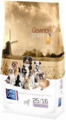 Carocroc Small Breed Vlees&Granen&Gevogelte - Hondenvoer - 15 kg - Hondenvoer