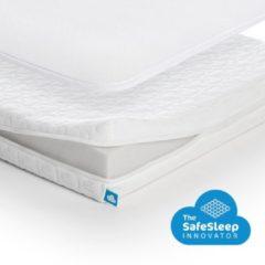 Witte AeroSleep® Essential Pack 2-in-1 : Matras + 3D Beschermer - bed - 70 x 140 cm