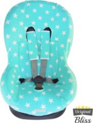 Bliss Maxi-Cosi hoes - Tobi - Axiss - Pearl - Priori - Autostoel hoes groep 1 (+) - Peuter stoelhoes - Ster Mintgroen