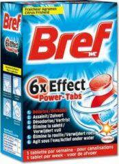 Bref Wc 6x Effect Power-Tabs - 8 tabs