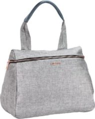 Grijze Lässig Luiertas Rosie Bag Anthracite Glitter