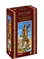 The Game Master Rhodes - The Colossus - Uitbreiding
