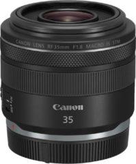 Canon RF 35mm F1.8 Macro IS STM MILC Macrolens Zwart