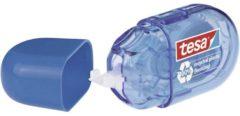Tesa 59814-00 Correctieroller Blauw (l x b) 6 m x 5 mm 1 stuks