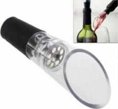 Transparante KELERINO. Wijndecanteerders - Wijnbeluchters - Wijnschenkers - 6 stuks