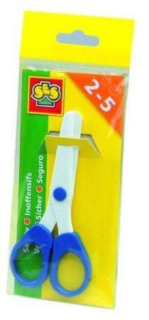 Afbeelding van Gele SES Creative veilige kinderschaar