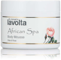 Lavolta Body Mousse Shea & Rose