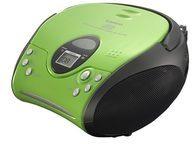 Lenco SCD-24 green/black - UKW-Radio m.CD stereo,grün/schwarz SCD-24 green/black, Aktionspreis