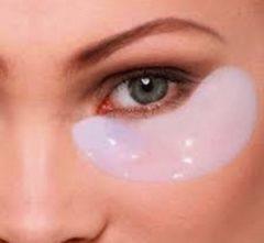 Witte Crystal Collagen white Oogmaskers - 20 stuks (10 paar) / Wallen wegwerken / minder rimpels en kraaienpootjes