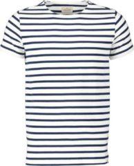 Hensen T-shirt - Slim Fit - Blauw - 3XL Grote Maten
