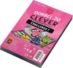 999 Games dobbelspel Dobbel zo Clever Challenge Scoreblok