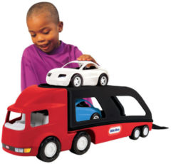 Little Tikes Grote Autotransporter Rood/Zwart