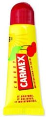 Transparante Carmex Moisturizing Lip Balm Tube Cherry
