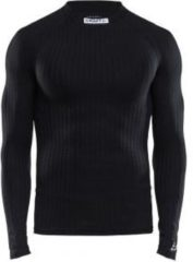 Craft Progress Baselayer Crewneck Longsleeve Sportshirt - Maat XXL - Mannen - zwart