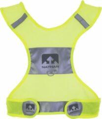 Gele Nathan Streak - Hi-Viz yellow reflective vest - L/XL