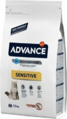 Advance cat adult sensitive (1,5 KG)