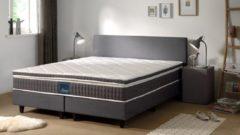 Witte Hotelbox Sleepy Scandinavian hotelbox-180-200