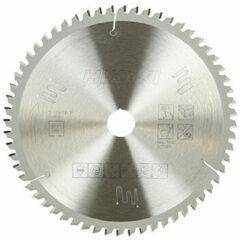 Hikoki HM zaagblad 125x20 Z28   voor aluminium en laminaat