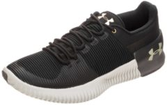 Ultimate Speed Laufschuh Herren Under Armour black / ghost gray / metallic victory gold