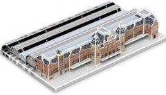 Pro-Lion 3D Stadium Puzzle Centraal Station Amsterdam - 3D Puzzel stadion