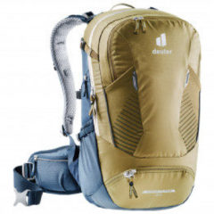 Deuter - Trans Alpine 24 - Fietsrugzak maat 24 l, beige/grijs/bruin