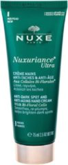 Nuxe nuxuriance anti-dark spot and anti-aging hand cream 75m