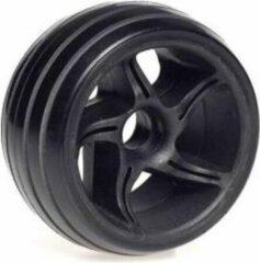 Zwarte Micro black fat wheel 120mm