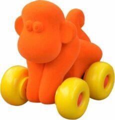 Zwarte Rubbabu aap Oranje