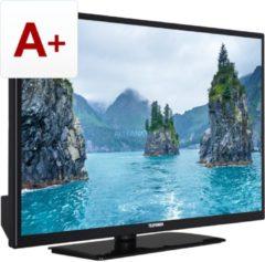 Telefunken XF32E411(D) LED Fernseher (32 Zoll | Full HD Smart TV | mit & ohne integr. DVD-Player | A+) Telefunken schwarz mit integriertem DVD-Player