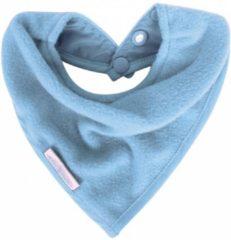 Lichtblauwe Silly Billyz - Bandana Fleece Slab - Licht Blauw