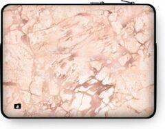 """DuckZip Laptophoes 15 inch – Macbook Sleeve 15"""" - Marble N°3"""